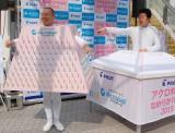 持ちネタ「あるある探検隊」を披露したレギュラーの(左から)松本康太と西川晃啓 (C)ORICON NewS inc.
