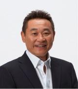 4月4日深夜スタート、テレビ朝日系『TOKYO応援宣言』応援ナビゲーターの松木安太郎(C)テレビ朝日