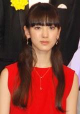 司会を務めたモーニング娘。15・飯窪春菜 (C)ORICON NewS inc.