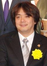『デジタル・コンテンツ・オブ・ジ・イヤー'14/第20回AMDアワード』に出席したレベルファイブの日野晃博氏 (C)ORICON NewS inc.