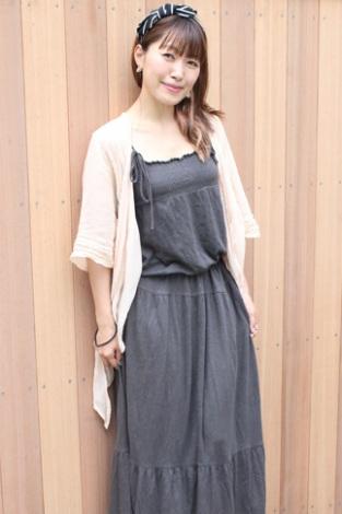 サムネイル 妊娠5ヶ月であることを発表した坂本美雨