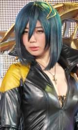 ゲームアプリ『ファントム オブ キル』新CM発表記者会見に出席した夢眠ねむ (C)ORICON NewS inc.