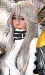 ゲームアプリ『ファントム オブ キル』新CM発表記者会見に出席した相沢梨紗 (C)ORICON NewS inc.