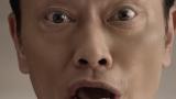 ビール事業部長の遠藤憲一が思わず声を荒らげる=「キリンチューハイ ビターズ クワトロ」新TVCM
