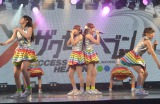 「Believer'S HEAVEN」を披露したi☆Ris (C)ORICON NewS inc.