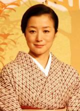 映画『おかあさんの木』クランクアップ報告会見に出席した鈴木京香 (C)ORICON NewS inc.