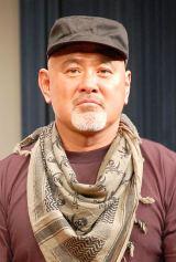 映画『エクスペンダブルズ3 ワールドミッション』Blu-ray&DVD発売記念記者発表会に出席した武藤敬司 (C)ORICON NewS inc.