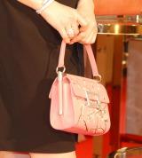 コーディネートのポイントは「バッグと靴をインパクトのあるもの」と語った米倉涼子 (C)ORICON NewS inc.