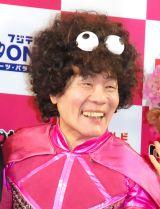 『NOTTVサービス発表会2015』に出席した林家ペー (C)ORICON NewS inc.