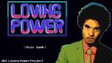 久保田利伸の『Loving Power ゲーム』画面