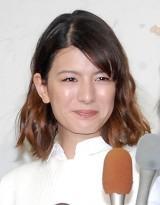 離婚会見を行ったスザンヌ (C)ORICON NewS inc.