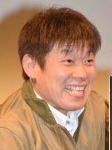 映画『フューリー』ブルーレイ&DVDリリース記念イベントに出席したTIM・レッド吉田 (C)ORICON NewS inc.