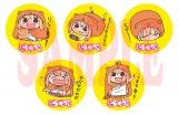 『AnimeJapan 2015』で配布するステッカー(C)サンカクヘッド/集英社 (C)2015 サンカクヘッド/集英社・「干物妹!うまるちゃん」製作委員会