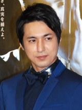 NHK BS時代劇『神谷玄次郎捕物控2』記者会見に出席した高橋光臣 (C)ORICON NewS inc.