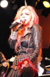 代表曲「限界LOVERS」など5曲を熱唱したSHOW-YAの寺田恵子(Vo) (C)ORICON NewS inc.