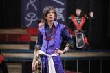 喜矢武豊出演の舞台『ふしぎ遊戯』公開リハーサルの模様(C)渡瀬悠宇/小学館