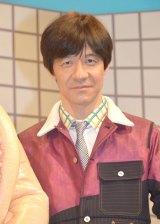 NHK『LIFE!〜人生に捧げるコント〜』の取材会に出席した内村光良 (C)ORICON NewS inc.