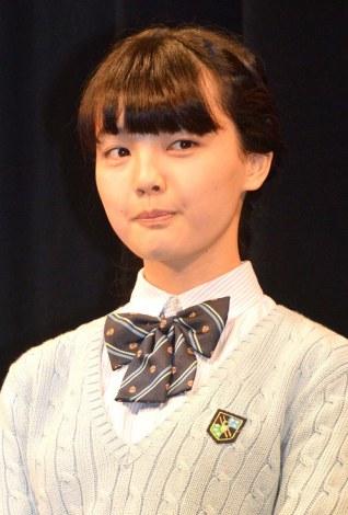 映画『暗殺教室』学生限定試写会に出席した竹富聖花 (C)ORICON NewS inc.