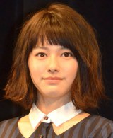映画『暗殺教室』学生限定試写会に出席した山本舞香 (C)ORICON NewS inc.