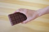 『チョコレート型キッチンスポンジ』ブラウン