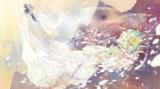 安室奈美恵の主題歌が流れる中「Tokyo Otaku Mode」のトップイラストレーターが描くエンドロール。内山理名主演のラブファンタジー『あなたに逢いたい』3月20日より「dビデオ」で独占配信
