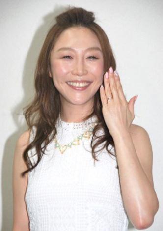 サムネイル 第1子を出産したクワバタオハラ・小原正子 (C)ORICON NewS inc.