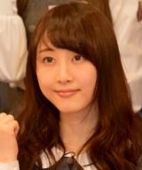日本テレビ『NOGIBINGO!4』の収録後、会見に出席した松井玲奈 (C)ORICON NewS inc.