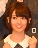 日本テレビ『NOGIBINGO!4』の収録後、会見に出席した橋本奈々未 (C)ORICON NewS inc.