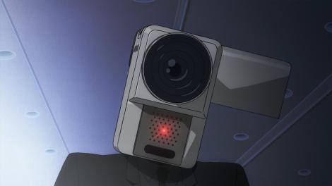 カメラ男・ポップコーン男・ジュース男もアニメーションとして初登場!(C)「映画館に行こう!」実行委員会