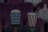 ポップコーン男・ジュース男もアニメーションとして初登場!(C)「映画館に行こう!」実行委員会