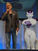 『ドラゴンボールZ復活の「F」』(4月18日公開)でフリーザの声を担当する中尾隆聖 (C)ORICON NewS inc.