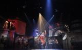 忍術を舞台で表現したアクション演出も見どころ(C)ライブ・スペクタクル「NARUTO-ナルト-」製作委員会2015