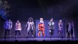 キャラクターの再現率も注目の的(C)ライブ・スペクタクル「NARUTO-ナルト-」製作委員会2015