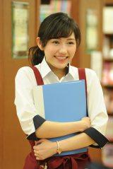 AKB48の渡辺麻友が稲森いずみとW主演するドラマ『戦う!書店ガール』の主題歌も担当