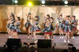 HKT48が初の沖縄公演で新曲「12秒」を初披露(C)AKS