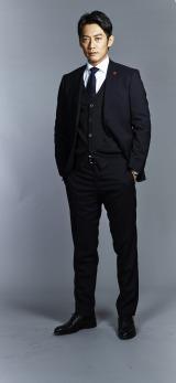 人気作家・緒川怜氏による傑作ミステリーを反町隆史主演でドラマ化。『迷宮捜査』5月放送予定(C)テレビ朝日