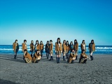 女性グループ最速のデビューから3年1ヶ月でシングル10作目の首位を獲得した乃木坂46