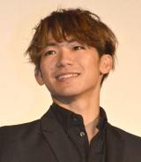 新アルバム『19-Road to AMAZING WORLD-』完成記念イベントに出席したNAOTO (C)ORICON NewS inc.
