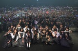 受験サプリpresents『おどる!うたう!大卒業式!』に出席した氣志團と乃木坂46