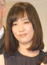 難役挑戦に不安を吐露した水川あさみ (C)ORICON NewS inc.