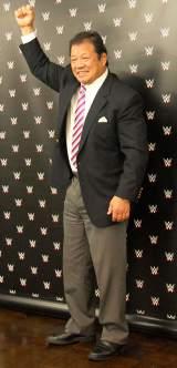 米・WWEの殿堂入りを果たすプロレスラー藤波辰爾 (C)ORICON NewS inc.