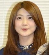 お天気担当の『チャージガール!』を務める森咲樹(アップアップガールズ(仮)) (C)ORICON NewS inc.