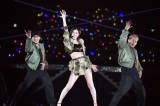松井珠理奈=『AKB48ヤングメンバー全国ツアー〜未来は今から作られる〜』初日公演の模様(C)AKS