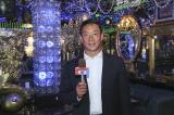 金本知憲氏が初レポーター! 眠らない街に潜入する (C)テレビ朝日
