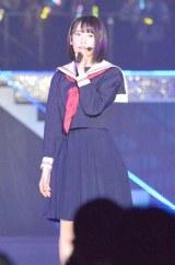 「AKB48春の単独コンサート〜ジキソー未だ修行中!〜」でパフォーマンスを披露した宮脇咲良 (C)ORICON NewS inc.