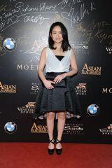 『第9回アジア・フィルム・アワード』で最優秀助演女優賞を受賞した池脇千鶴