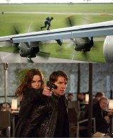 映画『ミッション:インポッシブル/ローグ・ネイション』レベッカ・ファーガソン演じる謎の美女イルサとイーサンの2ショット写真(下)も公開(C)2015 Paramount Pictures. All Rights Reserved.
