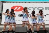 昨年に続いて出演したNMB48