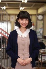 """4月期の""""月9""""『ようこそ、わが家へ』に出演するSUPER☆GiRLSの田中美麗"""