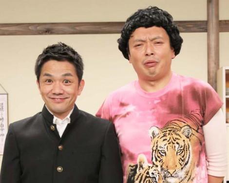 ORICON STYLEのインタビューに応じた中川家 (C)oricon ME inc.